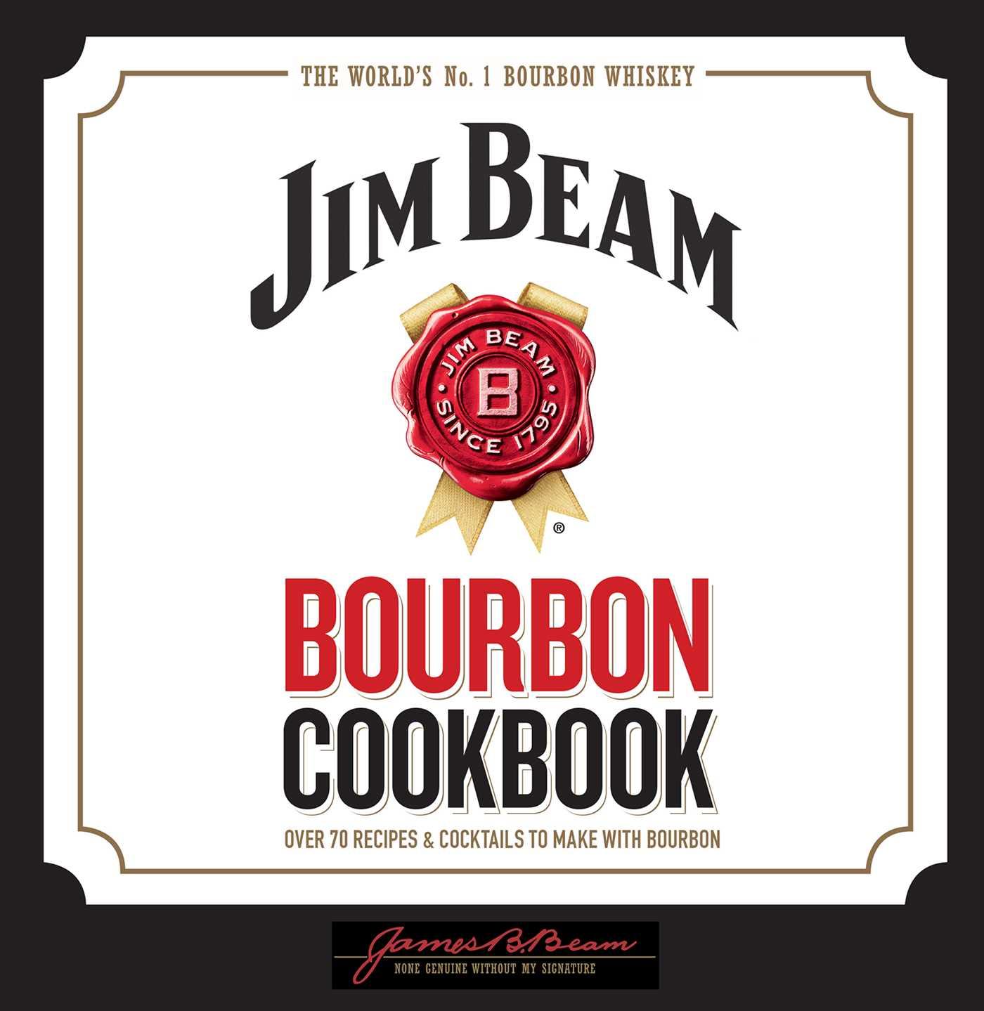 Jim beam bourbon cookbook 9781684123933 hr