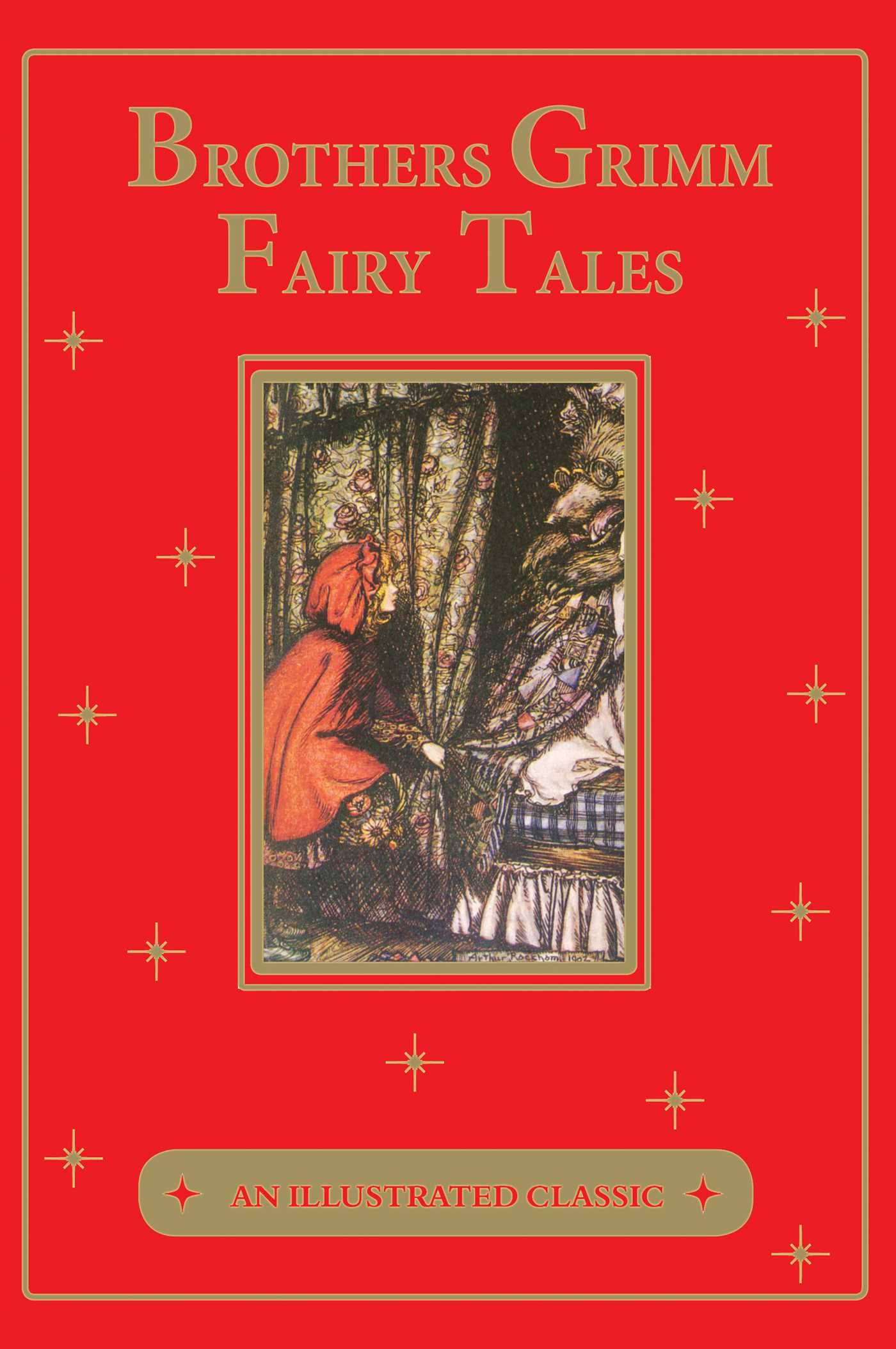 The brothers grimm fairy tales 9781684124046 hr