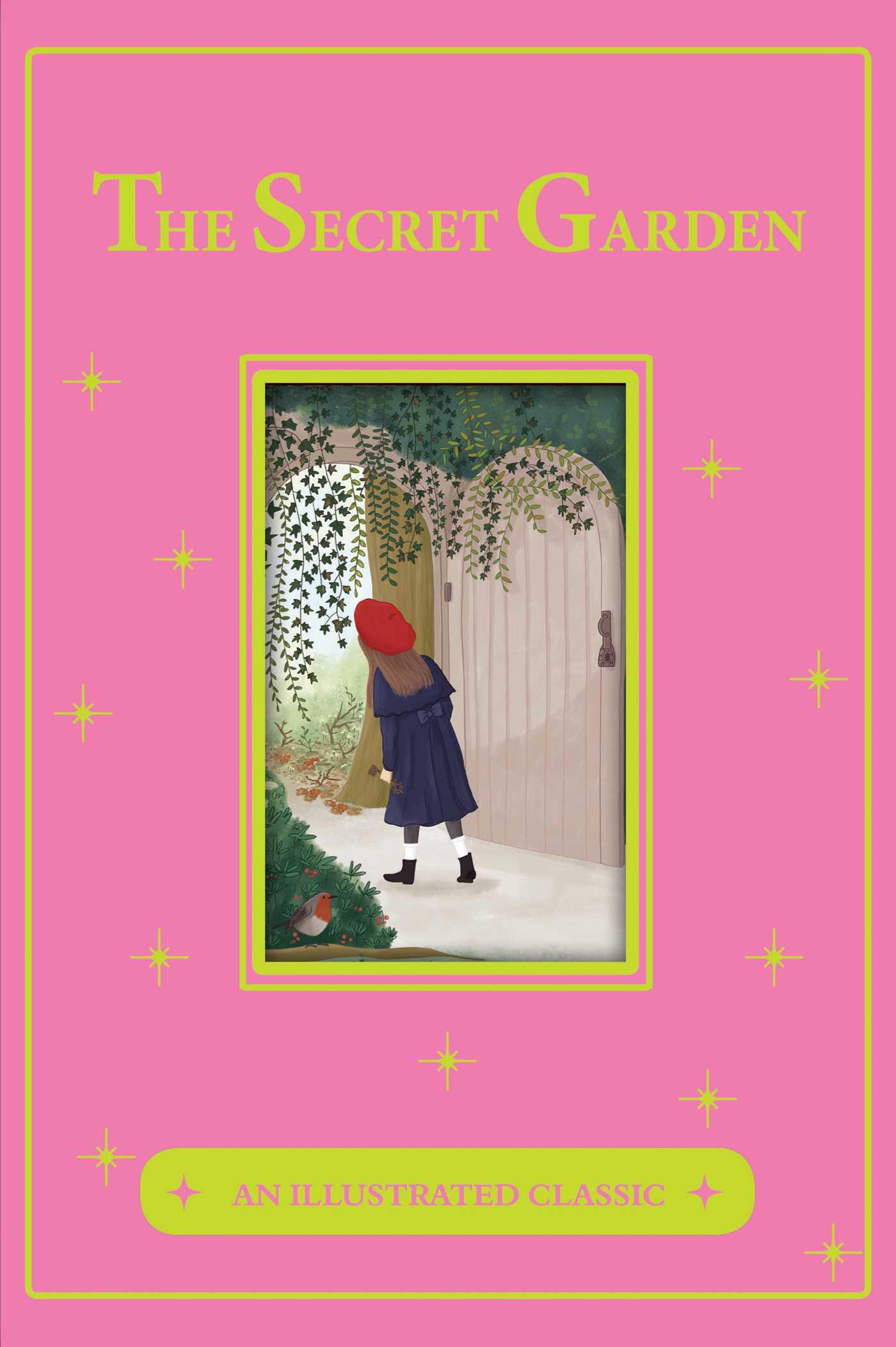 The secret garden 9781684124084 hr