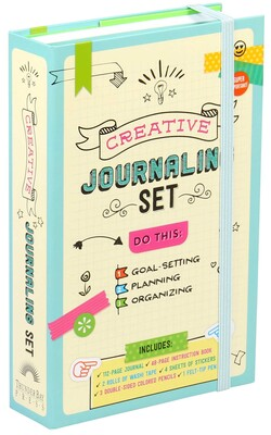 Creative Journaling Set