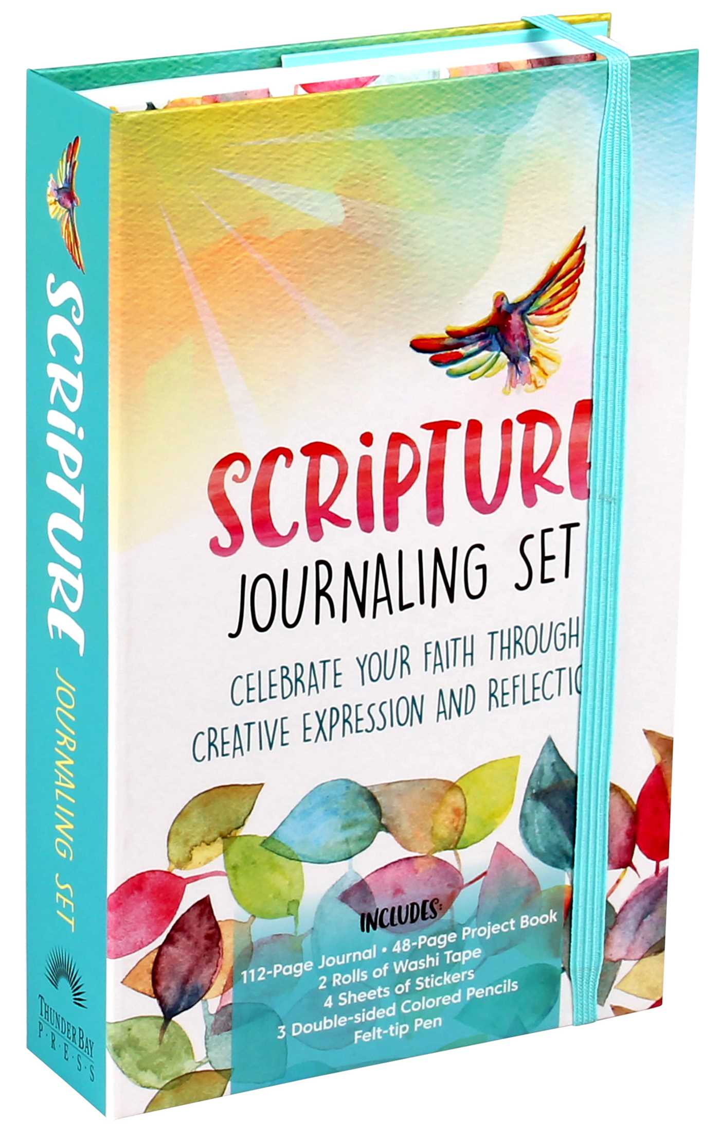 Scripture journaling set 9781684124206 hr