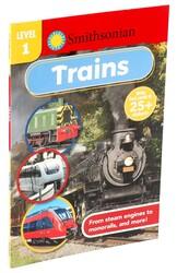 Smithsonian Reader Level 1: Trains