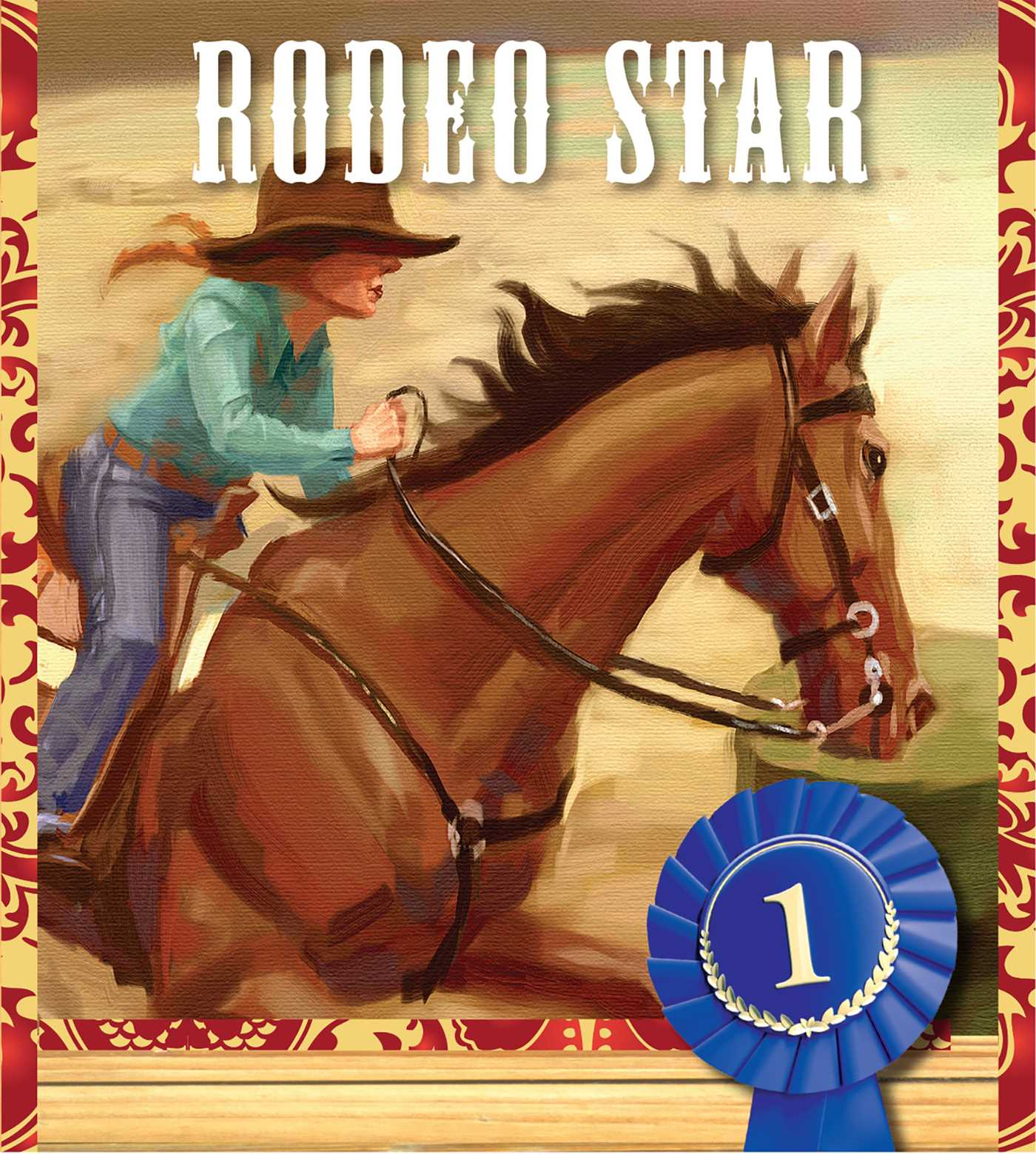Rodeo star 9781684124527 hr