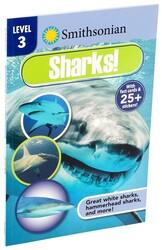Smithsonian Reader Level 3: Sharks!
