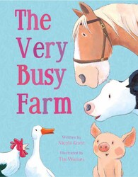 The Very Busy Farm
