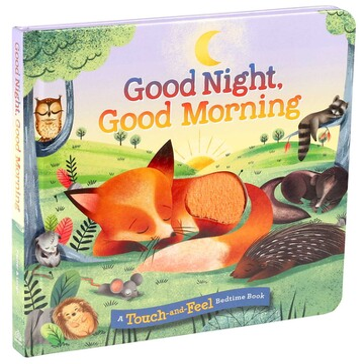 Good Night, Good Morning   Book by Maggie Fischer, Katya