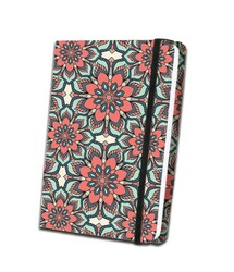 Arabesque Satin Journal