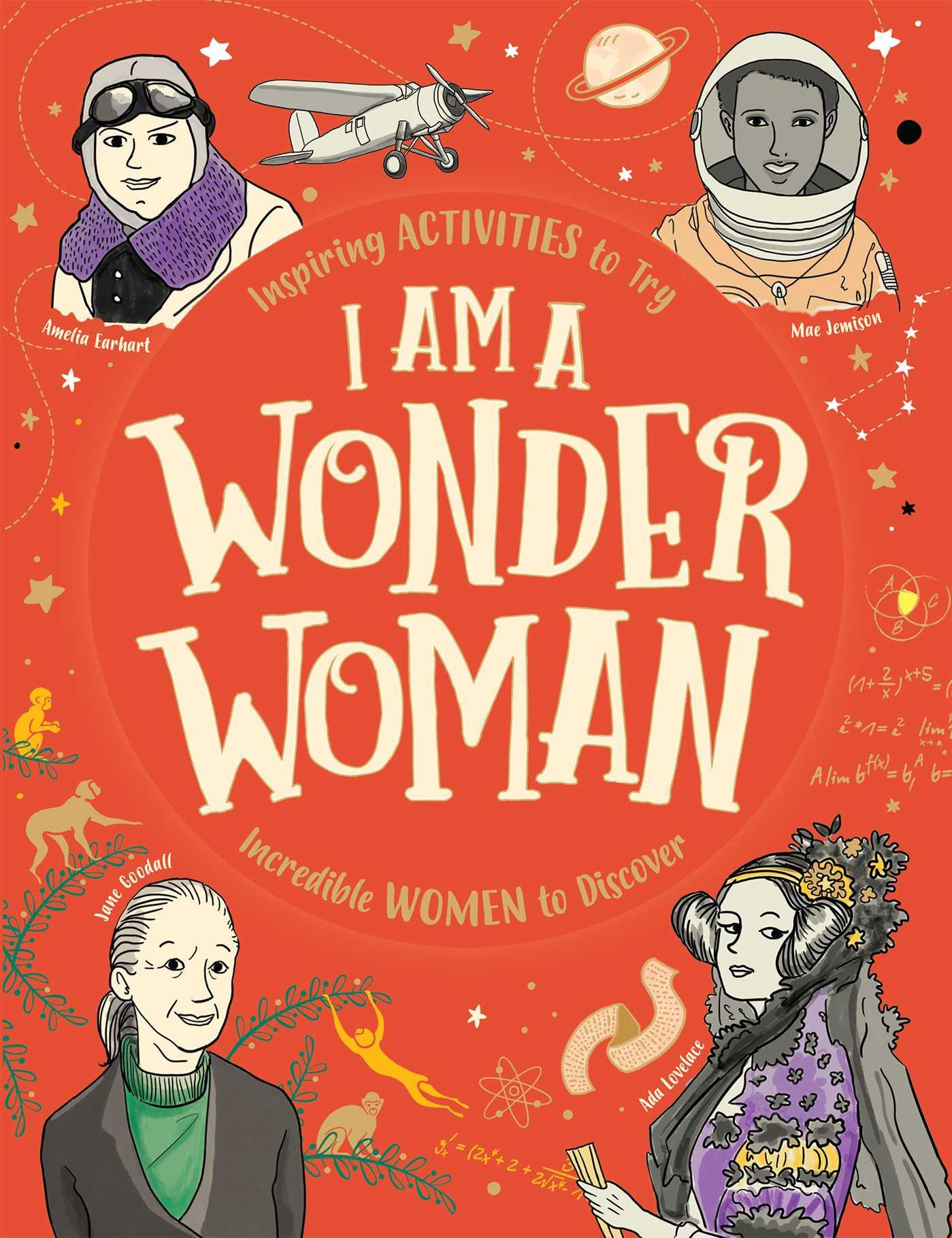 I Am a Wonder Woman | Book by Ellen Bailey | Official