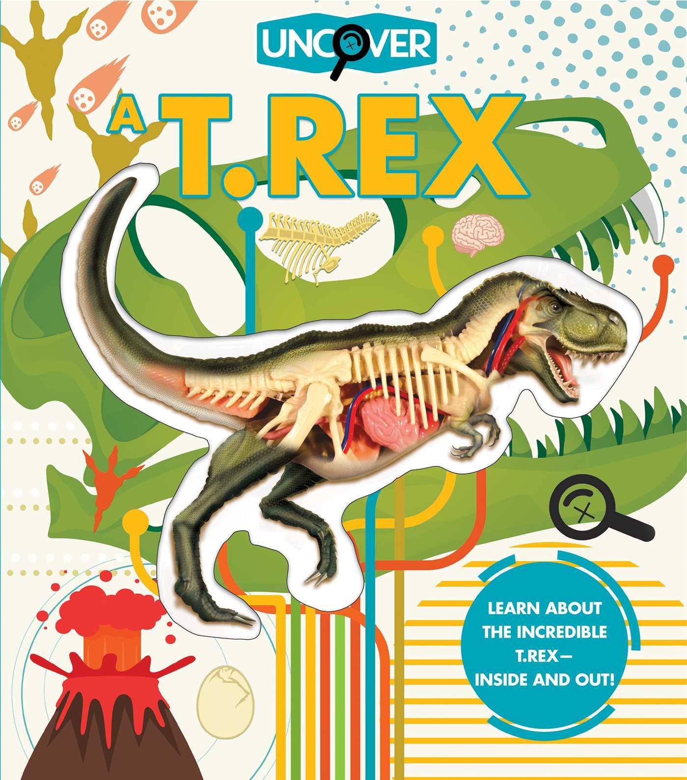 Uncover a t rex 9781684125517 hr