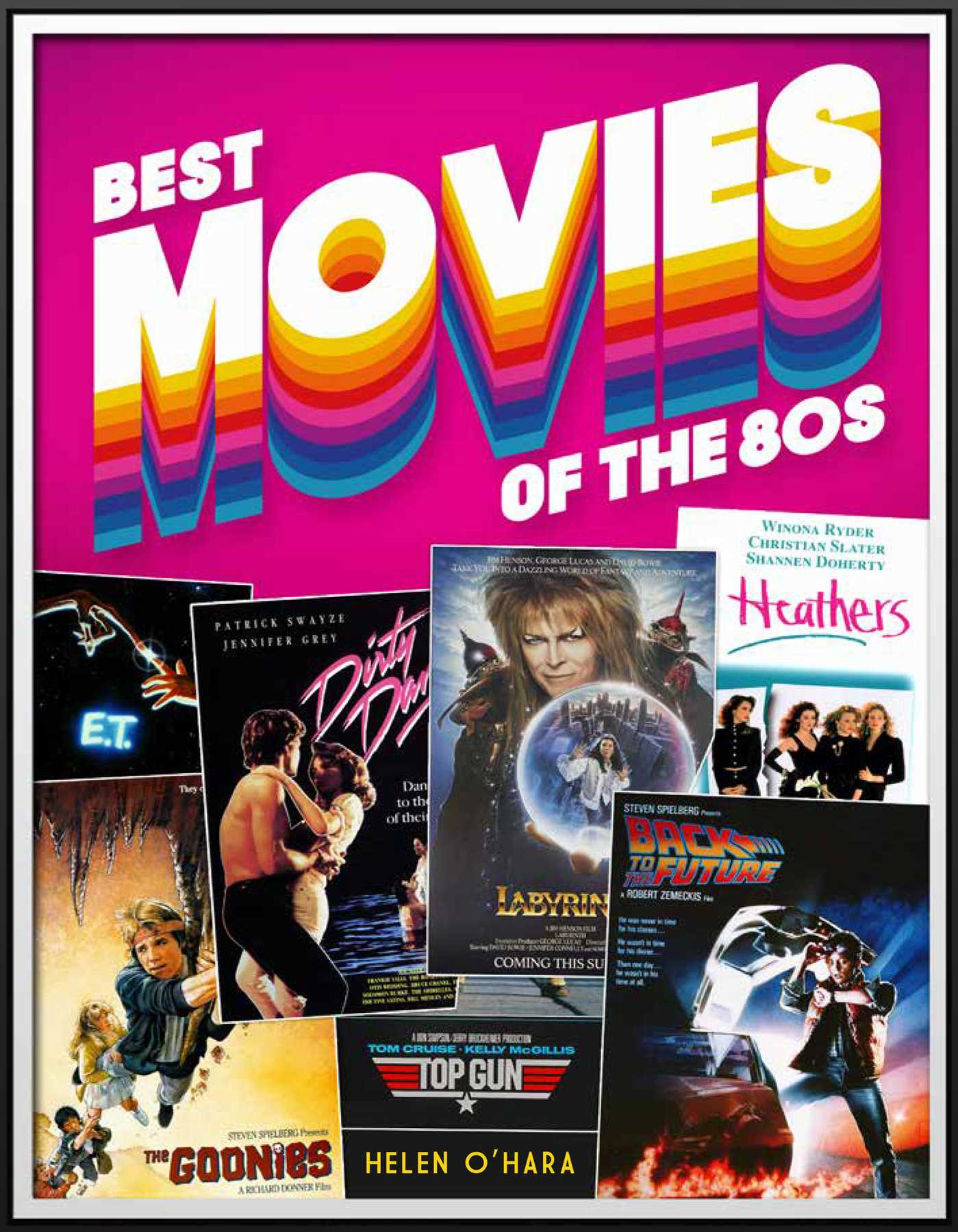 Best movies of the 80s 9781684125821 hr