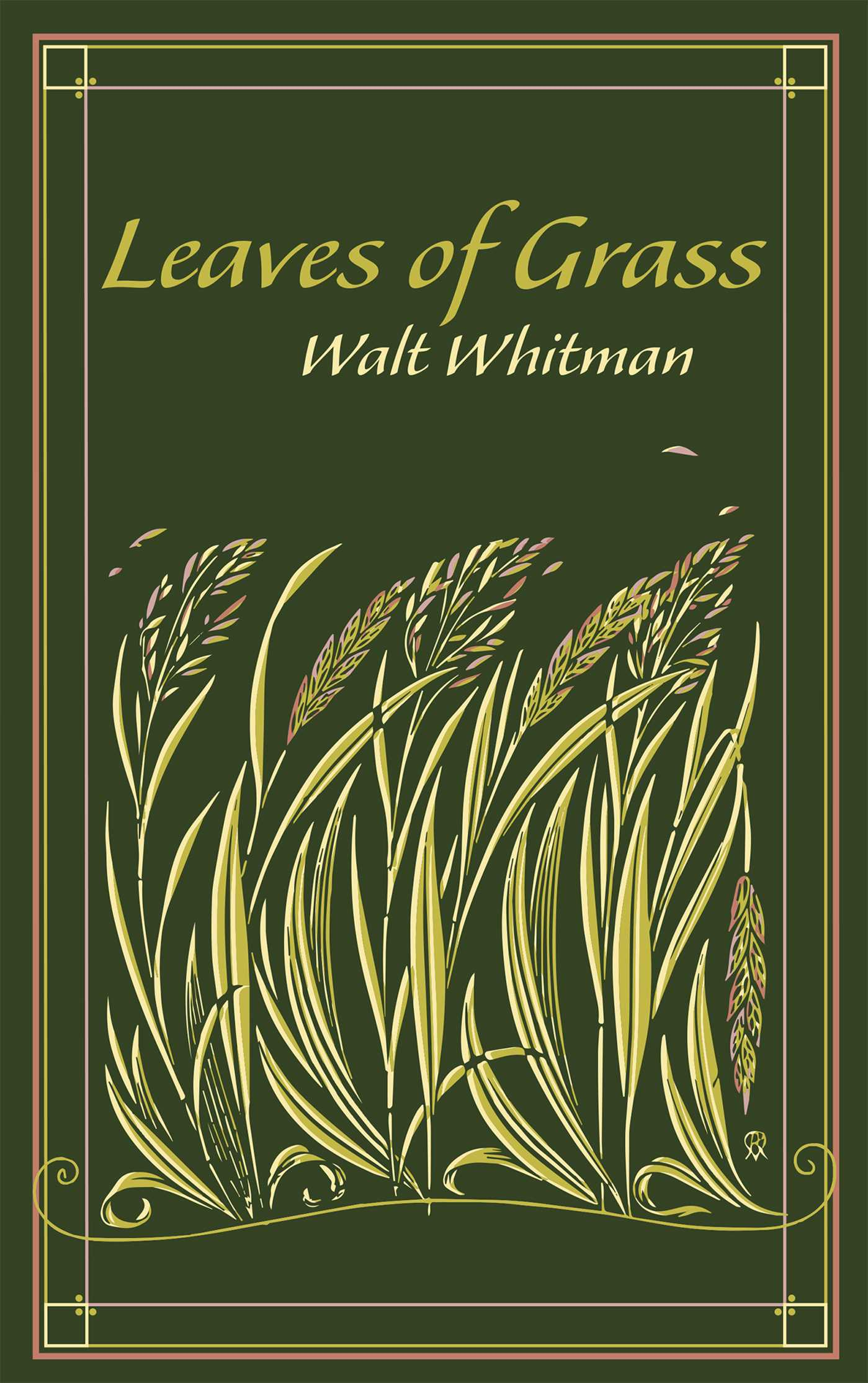 Leaves of grass 9781684125845 hr