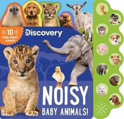 Discovery: Noisy Baby Animals!