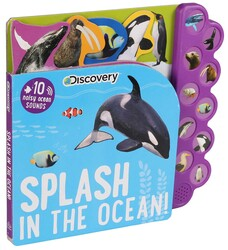 Discovery: Splash in the Ocean
