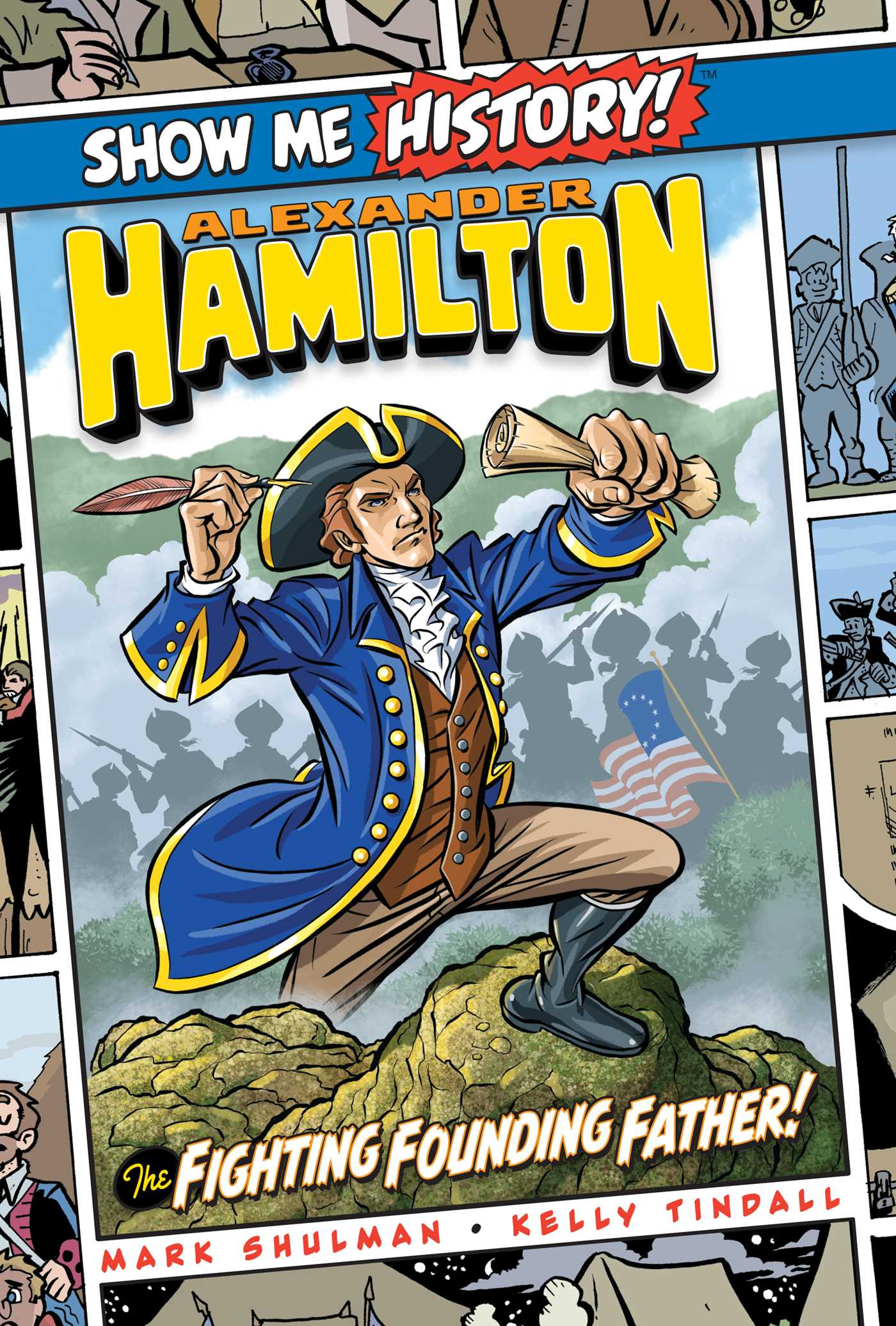 Alexander hamilton the fighting founding father 9781684127795 hr