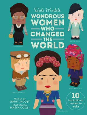 Wondrous Women Who Changed the World | Book by Jenny Jacoby, Maëva Collet |  Official Publisher Page | Simon & Schuster