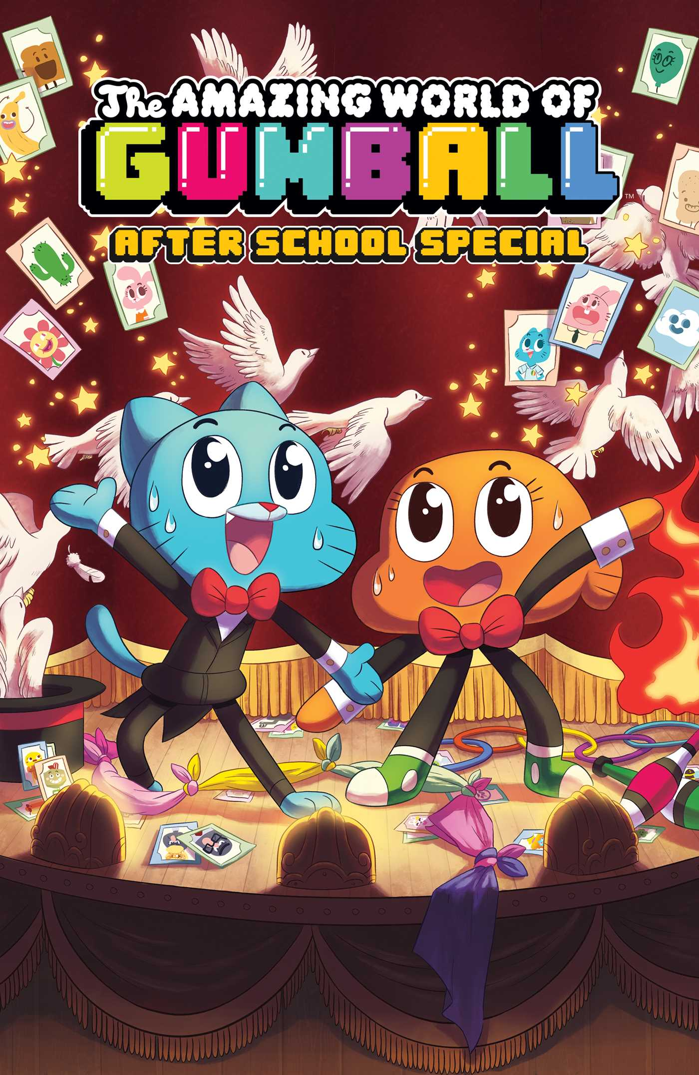 The Amazing World Of Gumball: After School Special Vol. 1