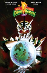 Mighty Morphin Power Rangers Vol. 4