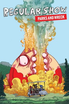 Regular Show: Parks and Wreck