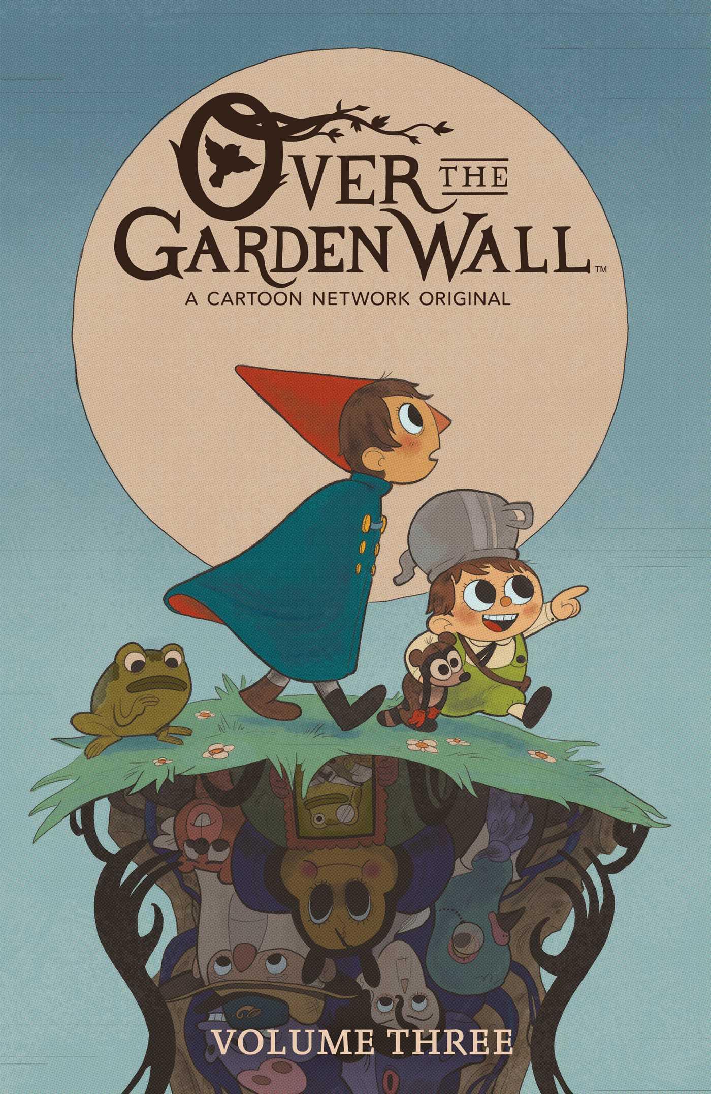 Over The Garden Wall Vol 3 Book By Jim Campbell Kiernan Sjursen