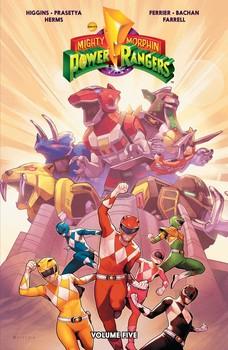 Mighty Morphin Power Rangers Vol. 5