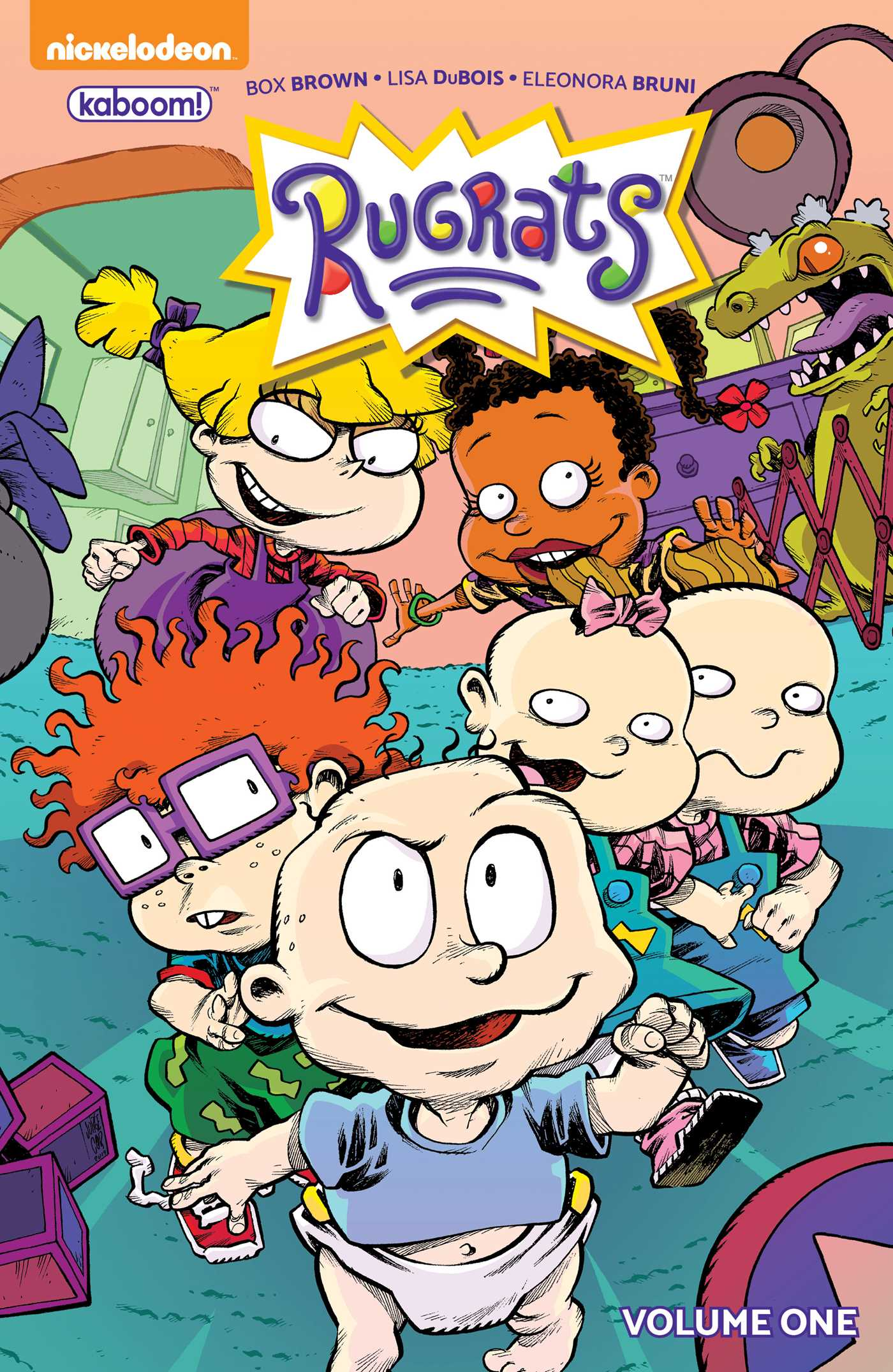Rugrats vol 1 9781684151769 hr