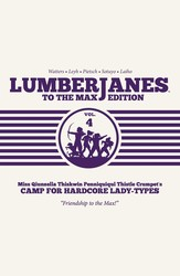 Lumberjanes To the Max Vol. 4
