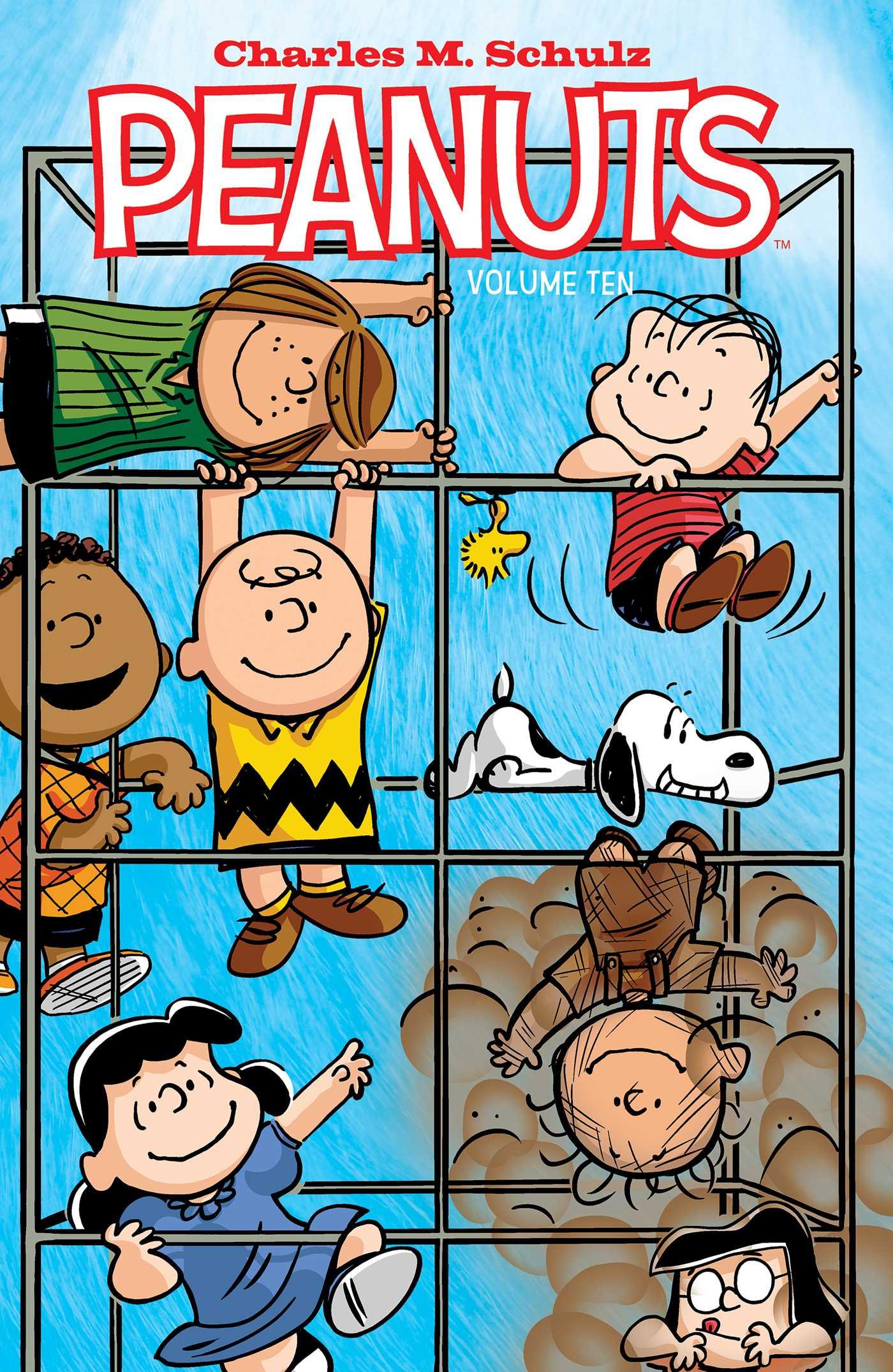 Peanuts vol 10 9781684152209 hr