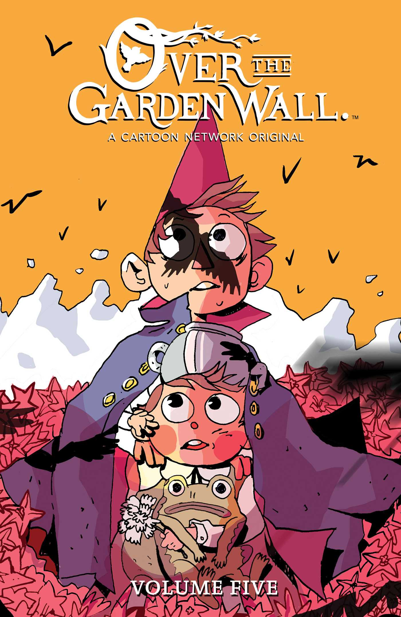 over the garden wall vol 5 9781684152421 hr - Garden Wall
