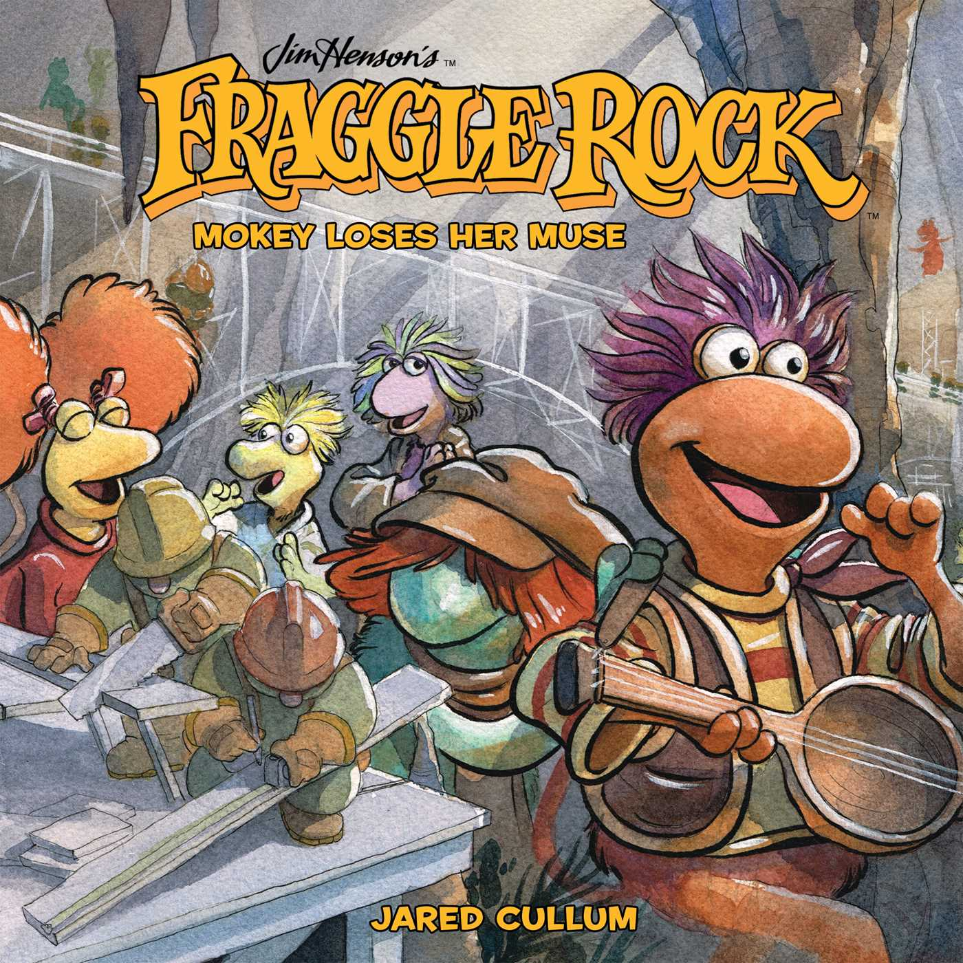 Jim Henson's Fraggle Rock: Mokey Loses Her Muse | Book by
