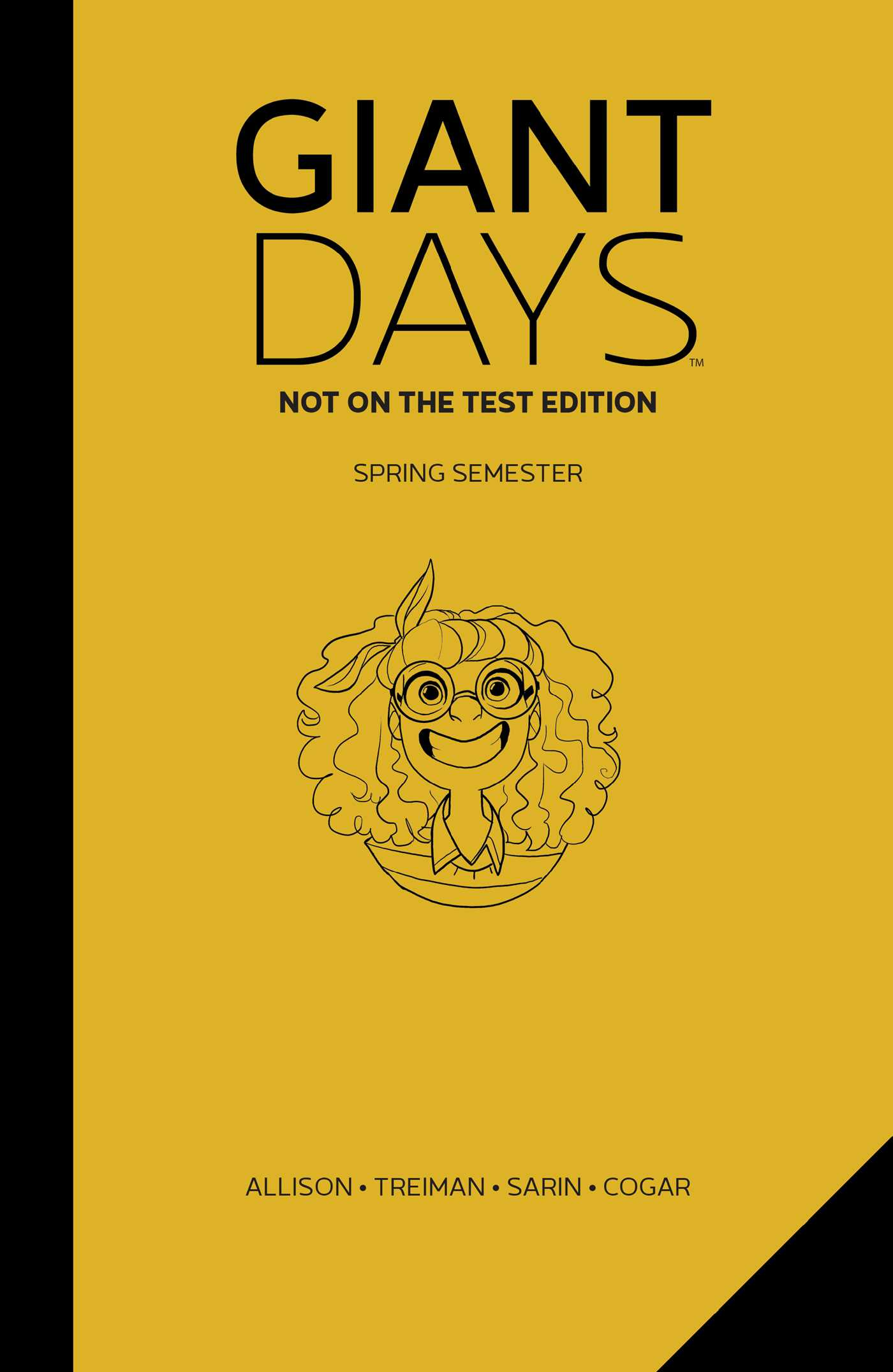 7bdd8786 Giant Days: Not on the Test Vol. 3 | Book by John Allison, Max Sarin ...