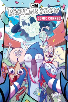 Regular Show Original Graphic Novel Vol. 6