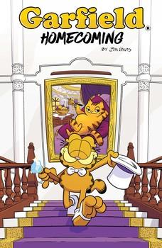 Garfield: Homecoming