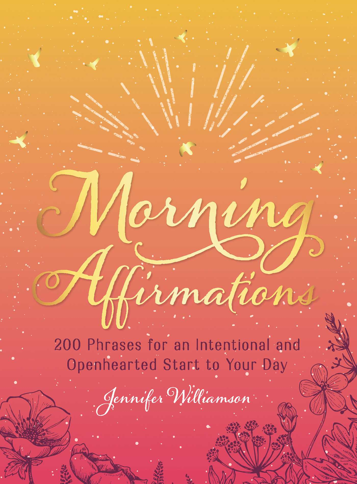 Morning affirmations 9781721400348 hr