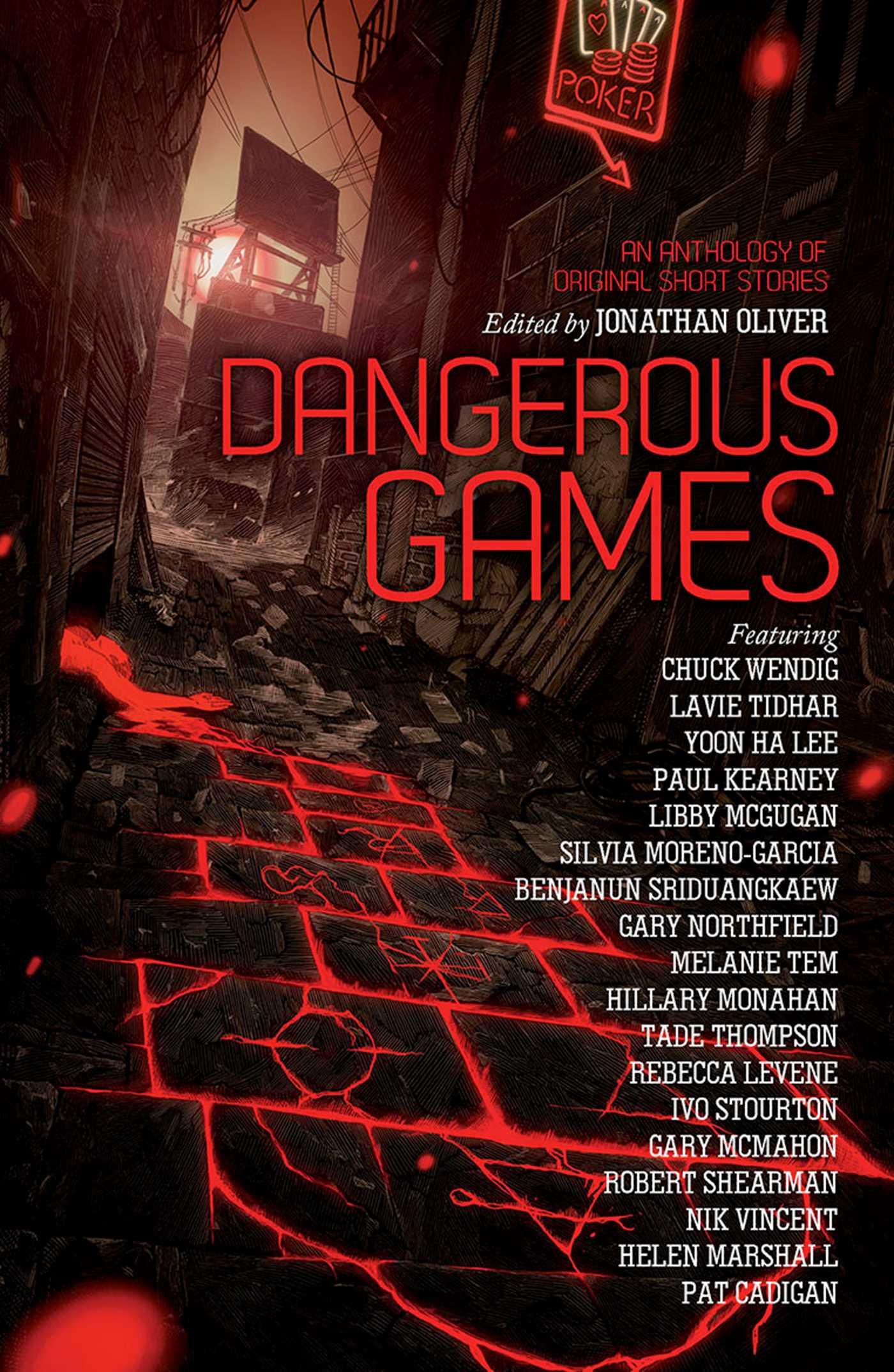Dangerous games 9781781082683 hr