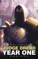 Judge Dredd Year One