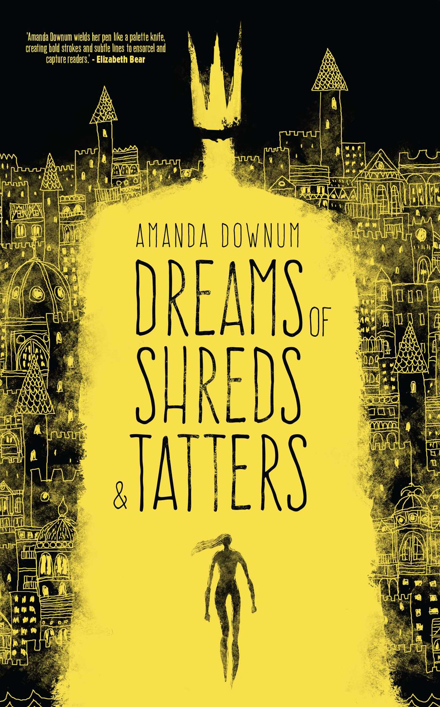 Dreams of shreds and tatters 9781781083277 hr
