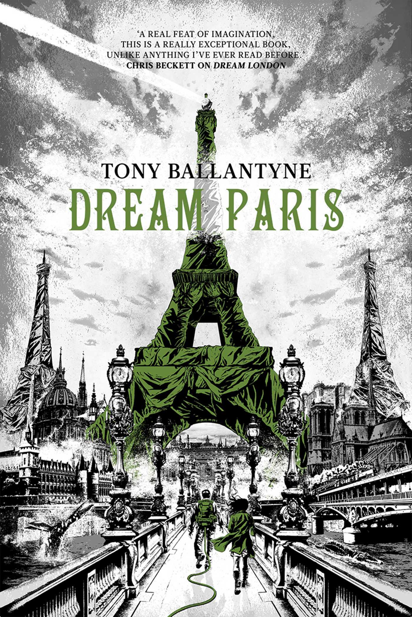 Dream paris 9781781083598 hr