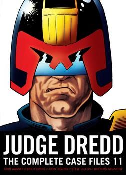 Judge Dredd: The Complete Case Files 11