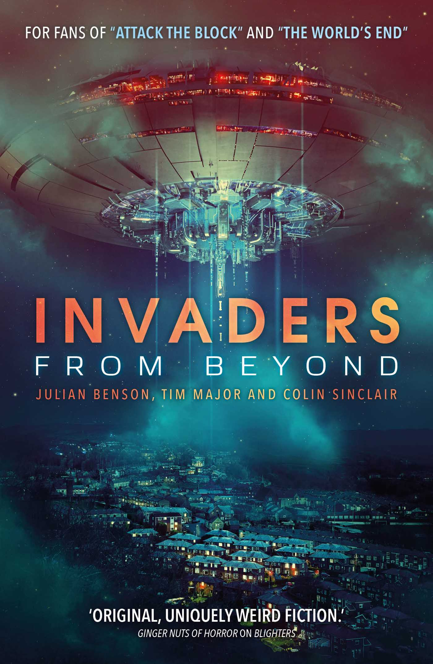 Invaders from beyond first wave 9781781085189 hr