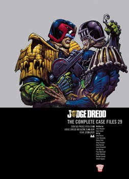 Judge Dredd: Complete Case Files 29 | Book by John Wagner, Alan Grant | Official Publisher Page