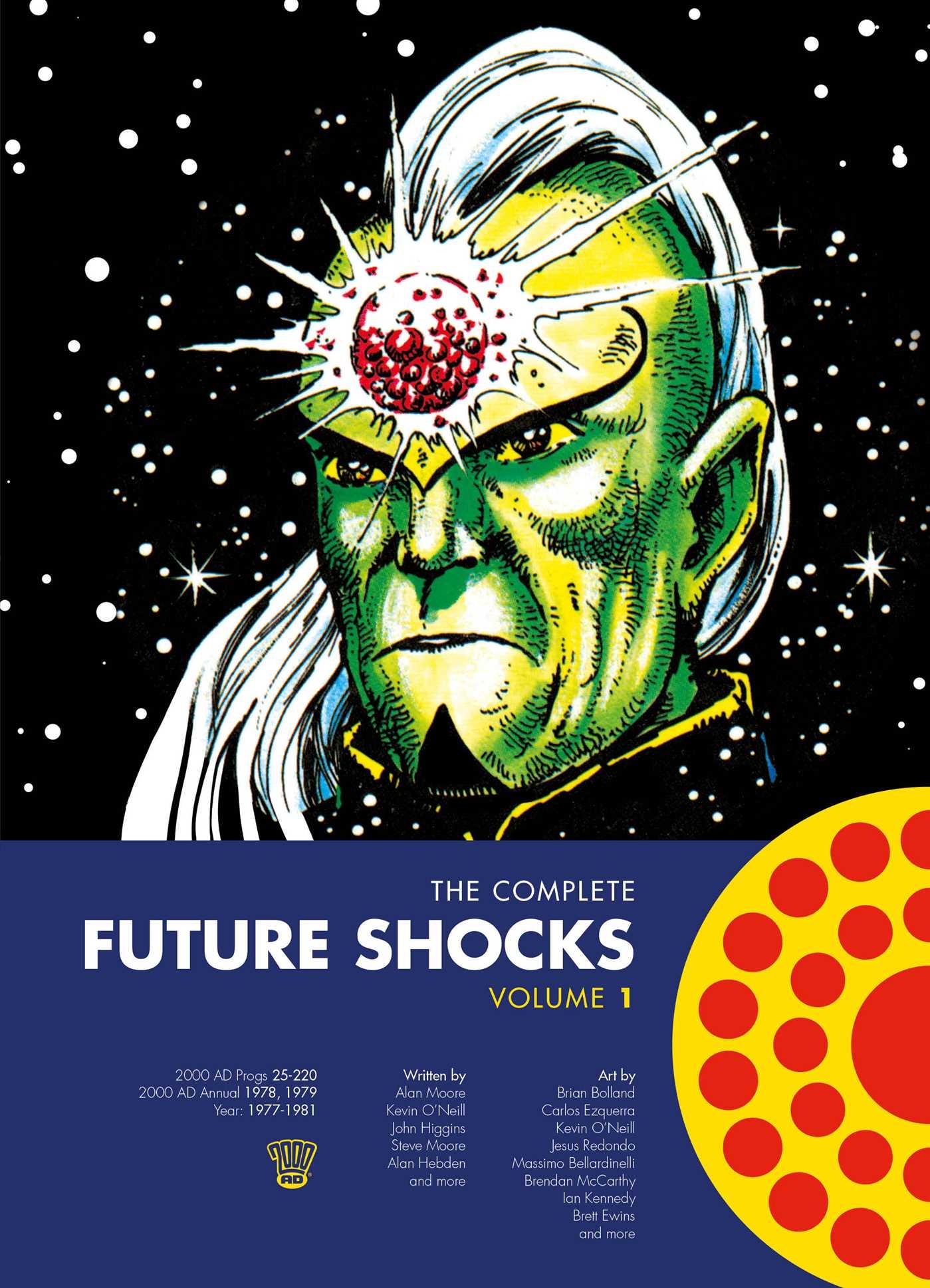 The complete future shocks vol 1 9781781085592 hr