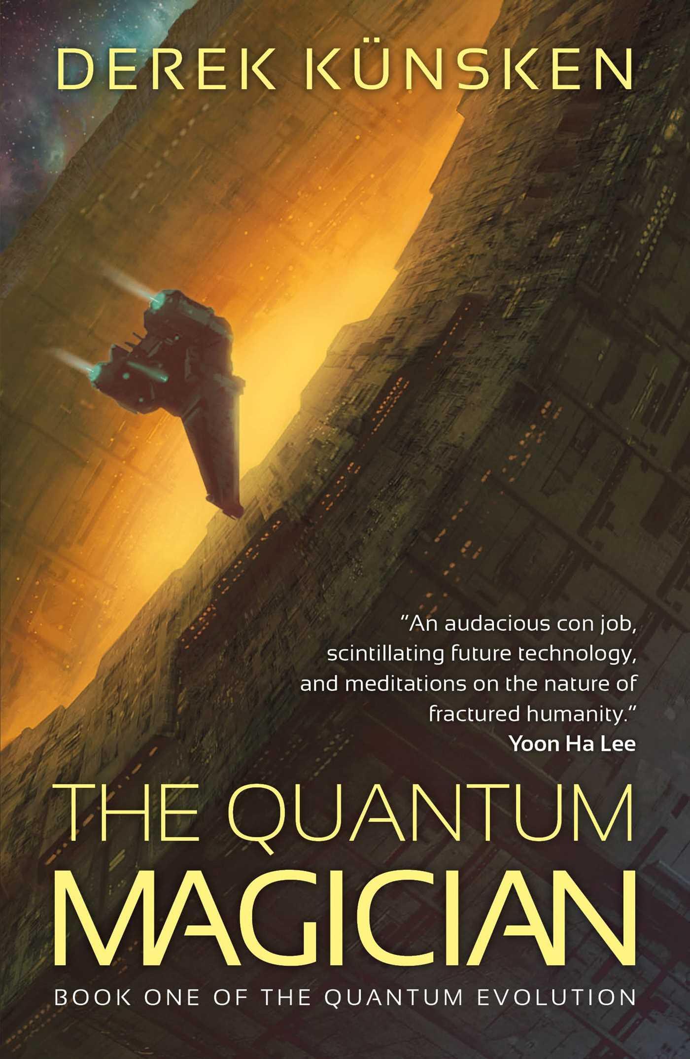 The quantum magician 9781781085707 hr