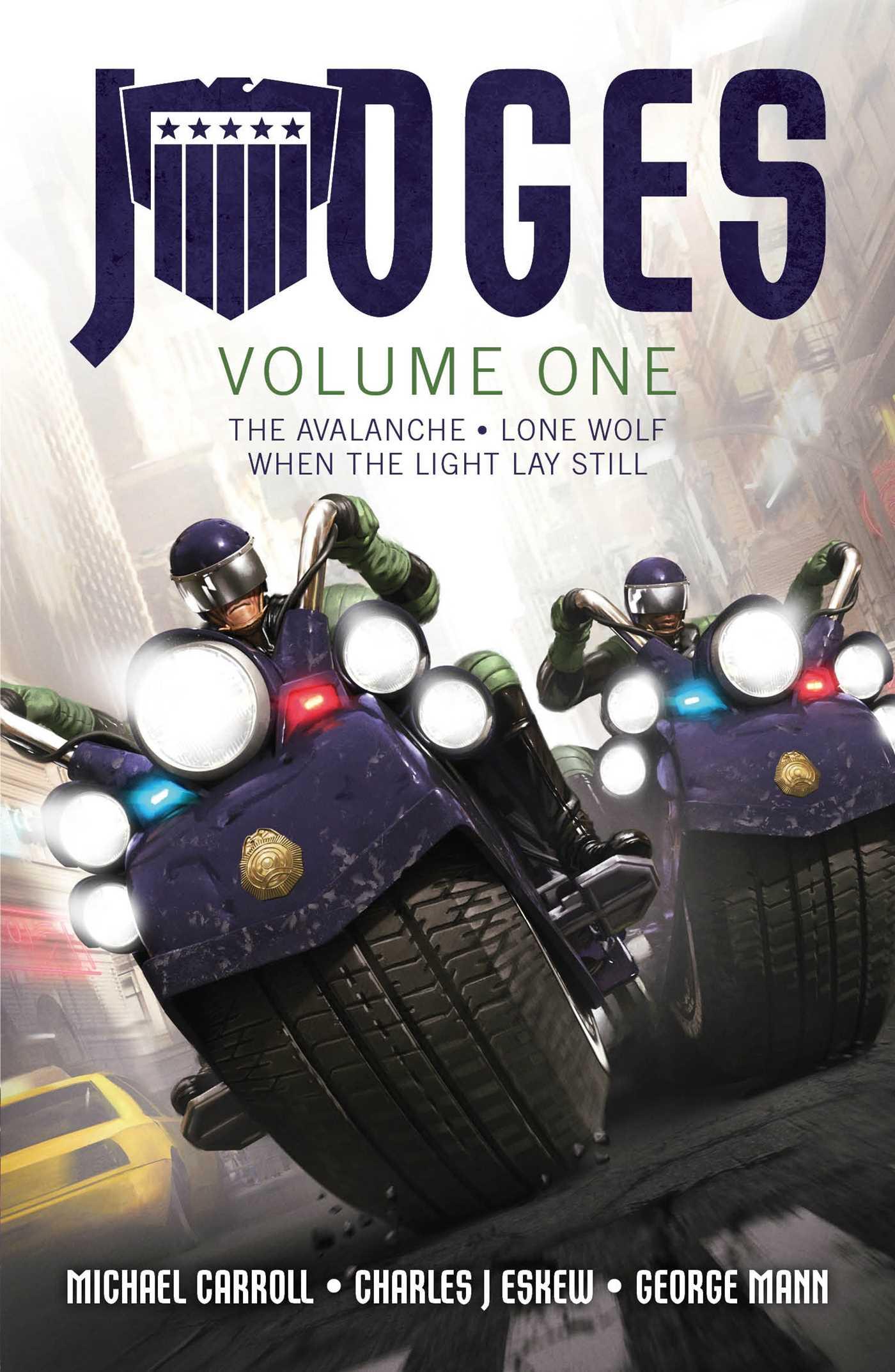 Judges volume 1 9781781086391 hr