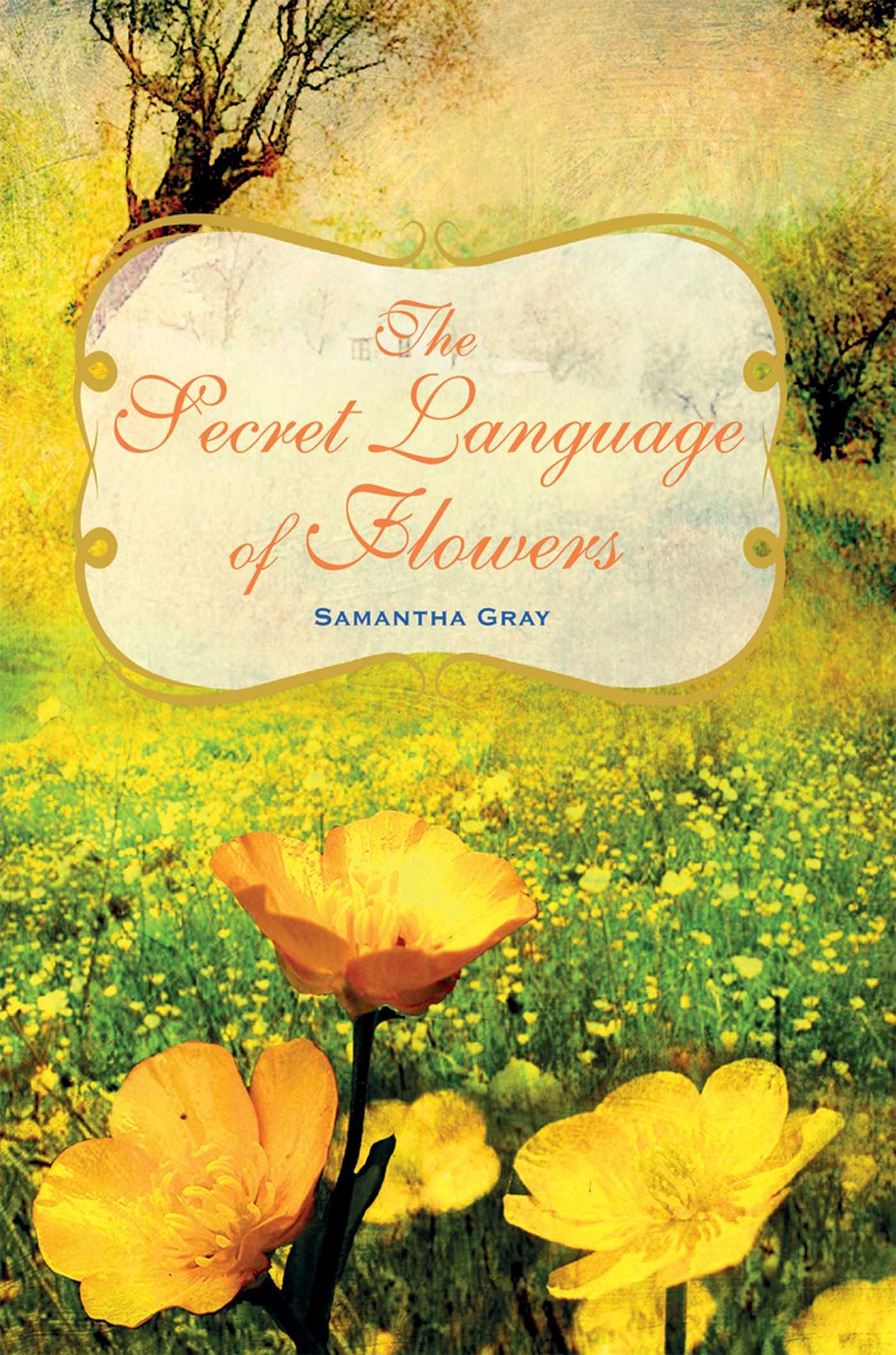 The secret language of flowers book by samantha gray official the secret language of flowers 9781782492054 hr izmirmasajfo