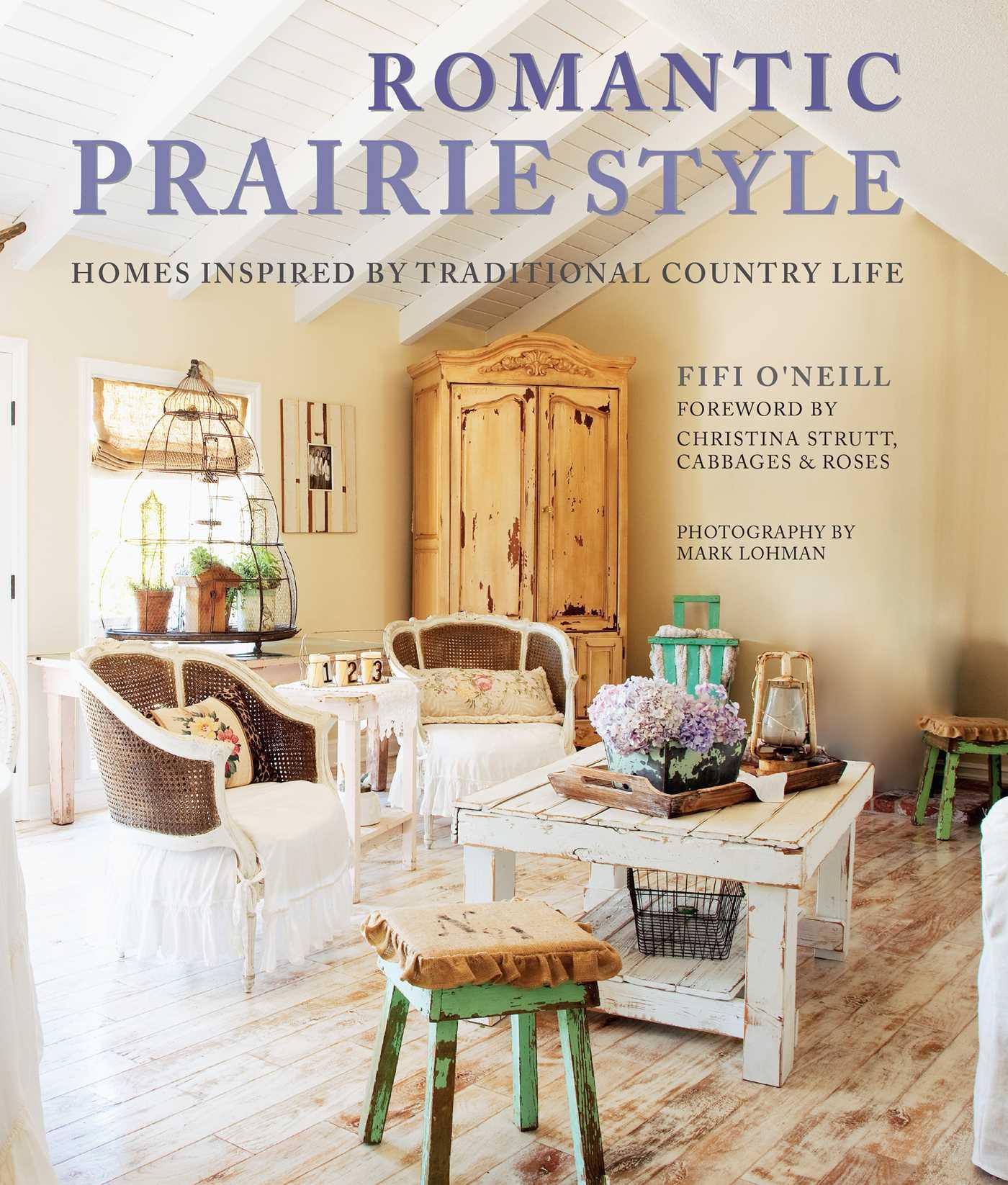 Romantic Prairie Style  Hr