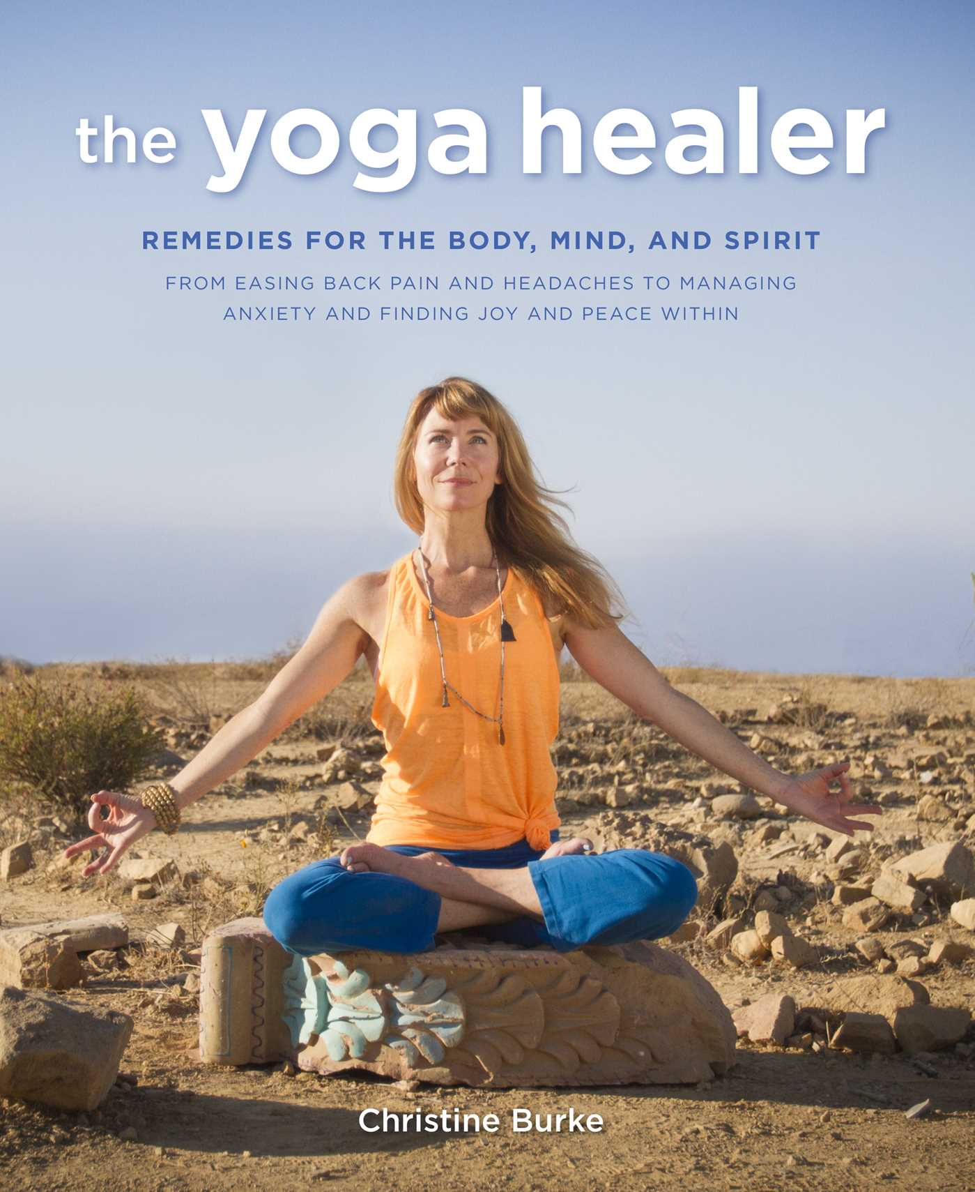 The yoga healer book by christine burke official publisher page the yoga healer 9781782493754 hr fandeluxe Choice Image
