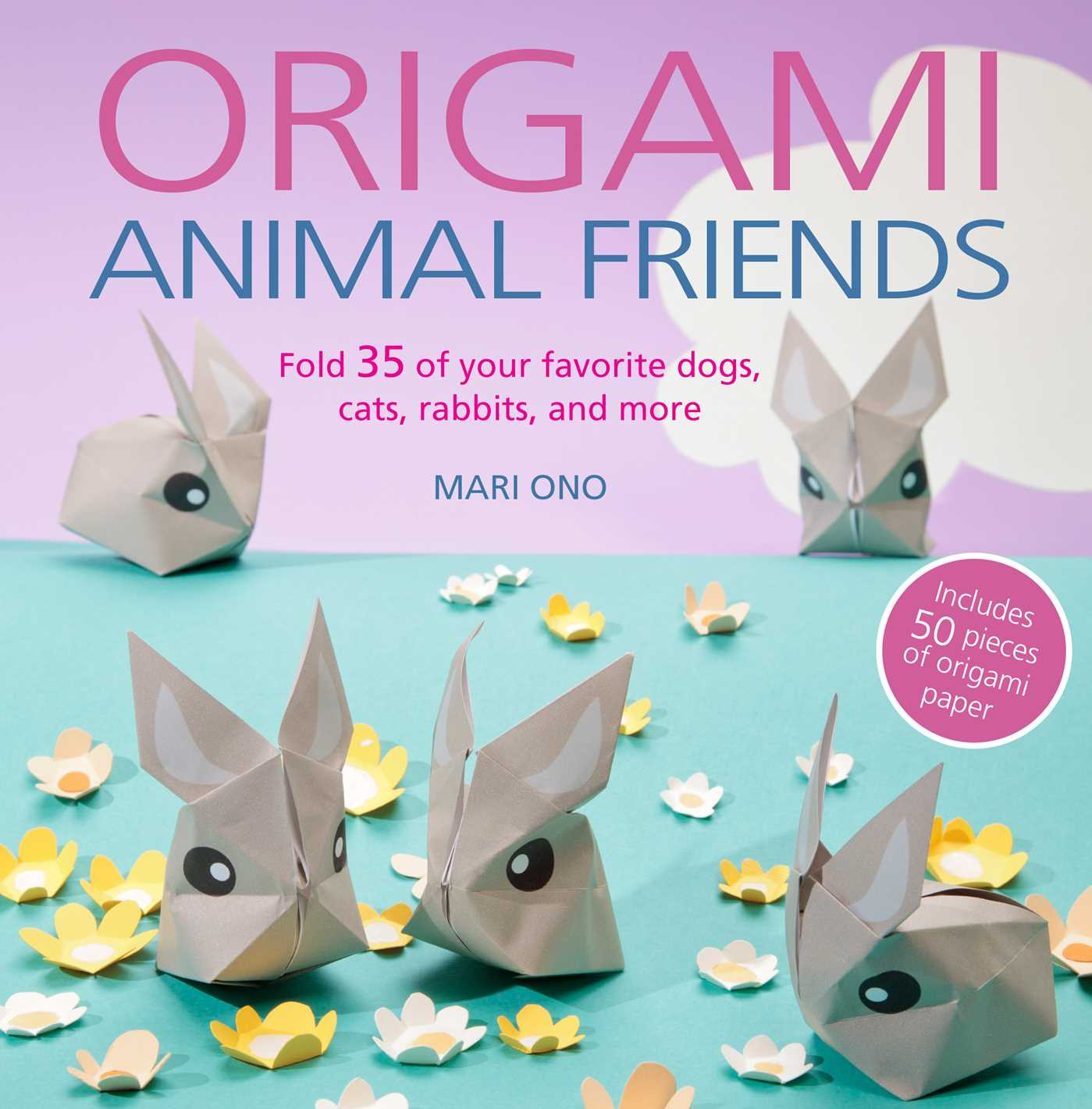 Origami Animal Friends Book By Mari Ono Official Publisher Page