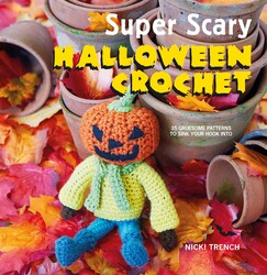 Super Scary Halloween Crochet