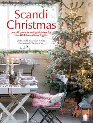 scandi christmas - How To Make Scandinavian Christmas Tree Decorations