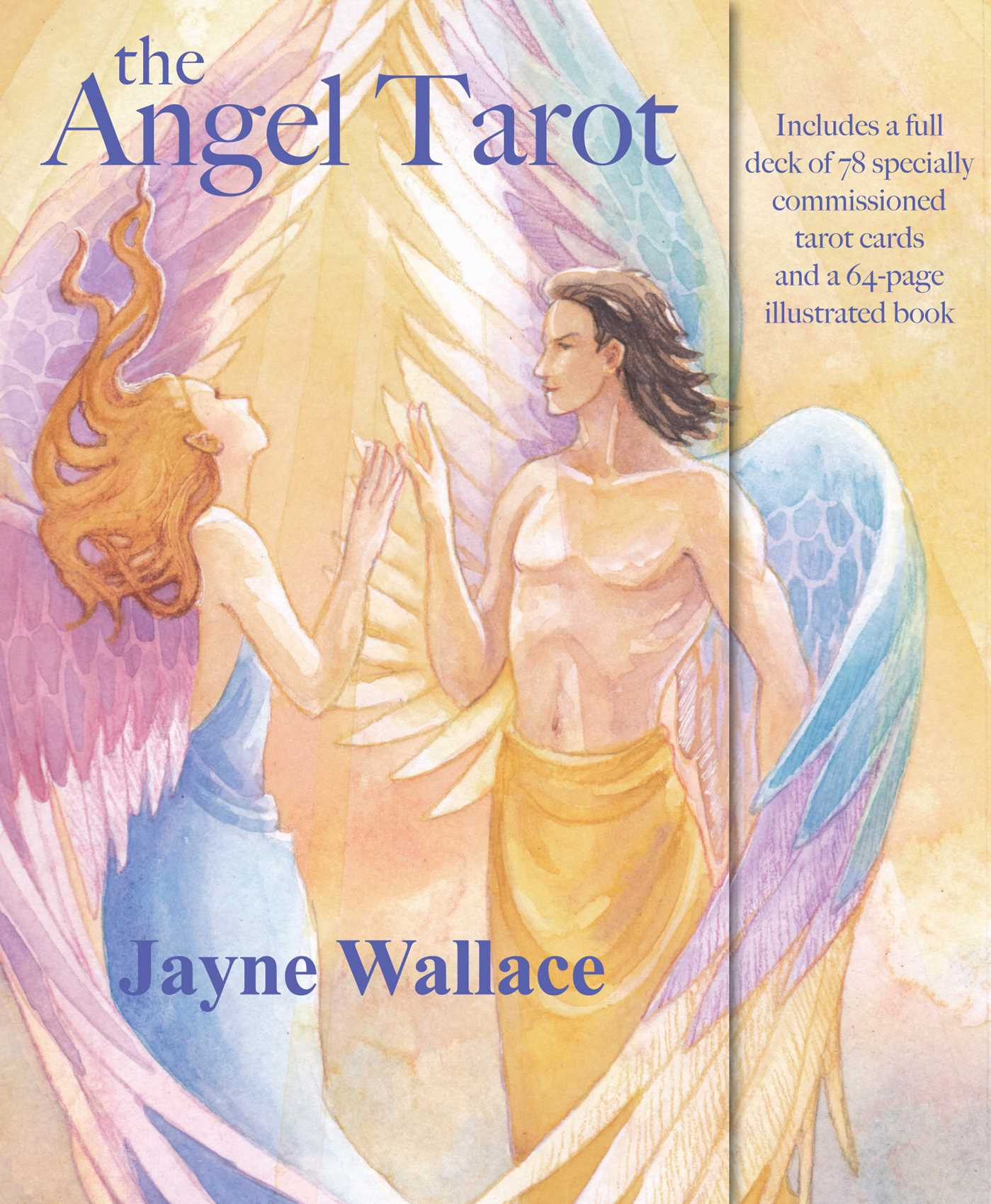 The angel tarot 9781782494737 hr